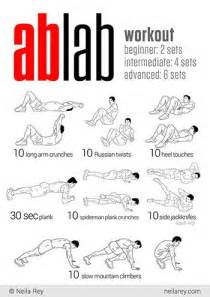 Quick AB Workout Exercise