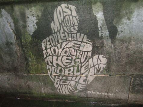 experimental theatre clean graffiti reverse graffiti