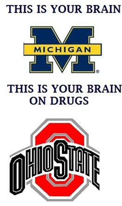 Ohio State Michigan Memes - pinterest the world s catalog of ideas