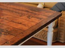 Reclaimed farmhouse dining table – reclaimed LLC