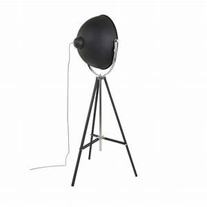 Lampadaire Salon Industriel : le lampadaire industriel sol ~ Teatrodelosmanantiales.com Idées de Décoration