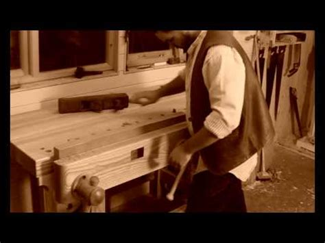 maguire workbenches  artisan woodworking bench youtube
