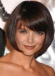 Coupe Carré Plongeant Femme : coiffure carre avec frange tendances 2018 ~ Melissatoandfro.com Idées de Décoration