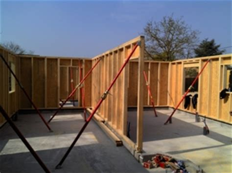fabrication en atelier et montage chantier d ossature bois
