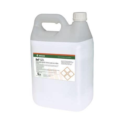 Solim Gel - Sabonete p/corpo e cabelo perfumado 5LT - Qualittá