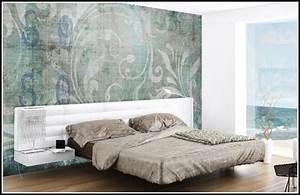 Tapeten Schlafzimmer Ideen Schlafzimmer House Und