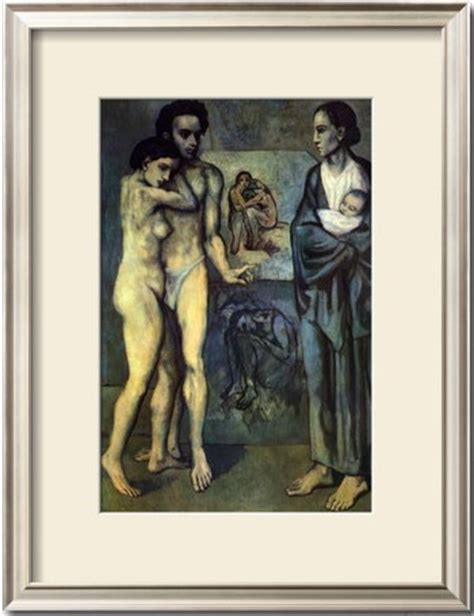 la vie pablo picasso s paintings reproduction