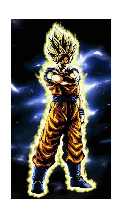 Goku Lr Saiyan Dbz Kamehameha Legend Dragon