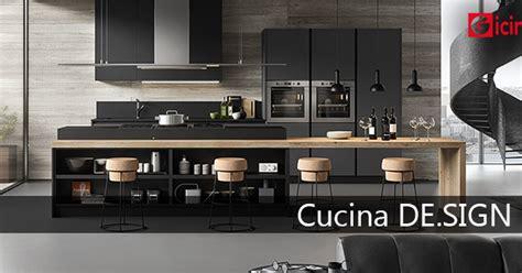 cuisine anthracite et bois cuisine moderne gris anthracite et bois