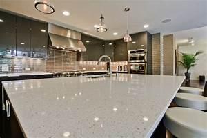 Quartz Countertops The Eye Catcher In Every Kitchen