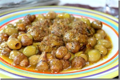 cuisine marocaine recette de viande hachée les joyaux de sherazade