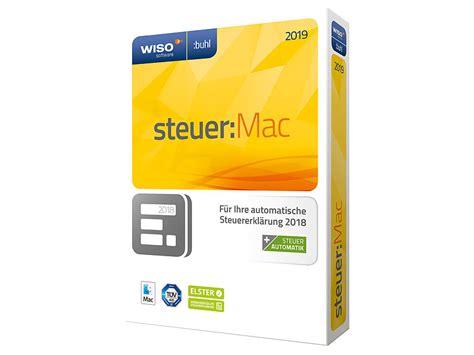 steuer mac 2019 wiso steuersoftware steuer mac 2019 software