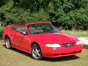 2000 Convertible Mustang
