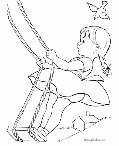 Coloring Pages Fun Kid Colouring Printable Adult