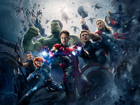 20+ Avengers Wallpapers, Backgrounds, Images, Pictures
