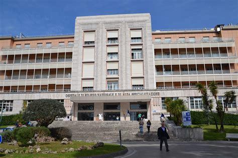 Libreria Policlinico Napoli by Ospedale Monaldi Polo Di Eccellenza Per I Giovani Dell