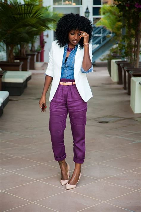 25+ best ideas about Purple Pants Outfit on Pinterest | Plum pants outfit Purple jeans outfit ...