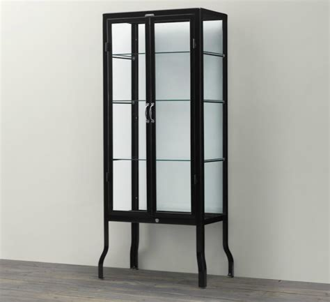 Pharmacy Bath Tall Cabinet