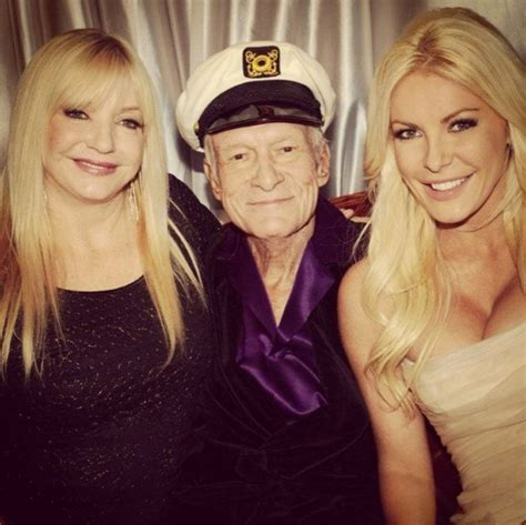 Some SUPER-Weird News From Hugh Hefner and Crystal Harris ...
