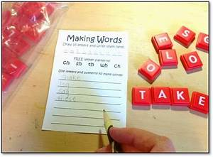 1000 images about word work ideas on pinterest With letter tiles for making words
