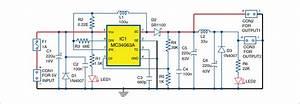 5v To 48v Dc Converter For Phantom Power Supplies