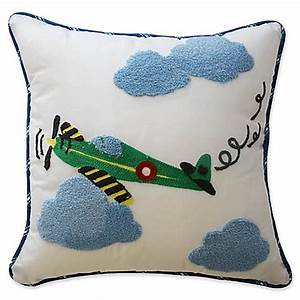 Waverly Kids In the Clouds Square Throw Pillow - Bed Bath ...