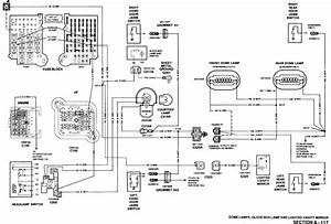 Diagram  1985 Chevy Truck Wiring Diagram