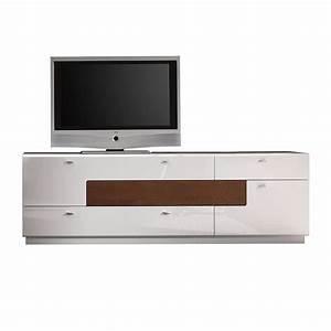 Lowboard Eiche Weiß : lowboard livia wei hochglanz eiche vintage ma e 180 x ~ Whattoseeinmadrid.com Haus und Dekorationen