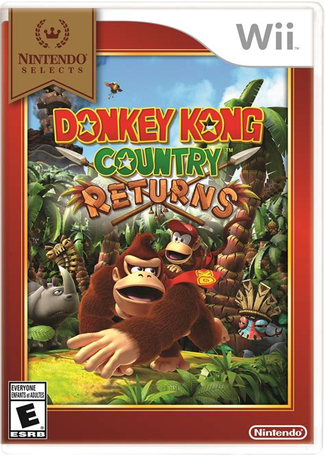 Donkey Kong Country Returns Characters Giant Bomb