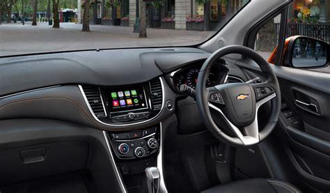 Interni Chevrolet Trax Interior Chevrolet Trax 2017 Detailmobil