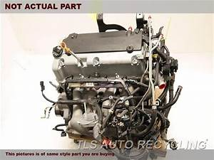 2011 Acura Rdx Engine Assembly - 1 - Used