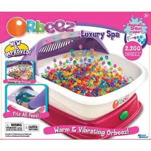 toy review orbeez luxury spa celebrity parents magazine