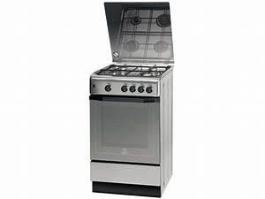 Four à Gaz Encastrable : cuisini re gaz 50 cm indesit i5gggx fr indesit vente ~ Dailycaller-alerts.com Idées de Décoration