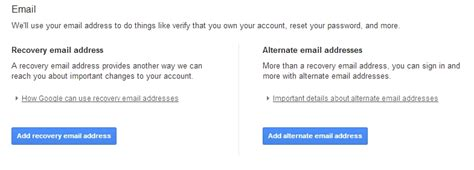 Account Recovery Google Account Recovery And Security
