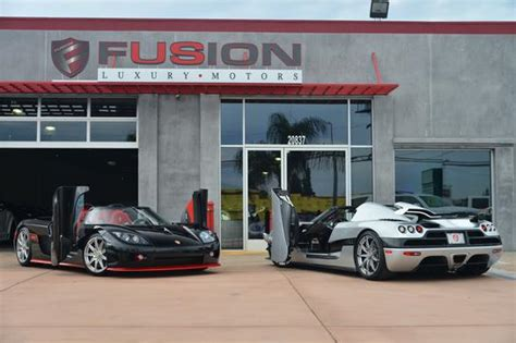 Fusion Luxury Motors Car Dealership In Chatsworth, Ca