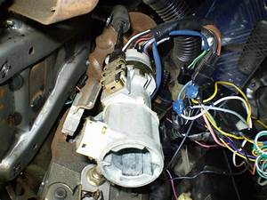 92 Toyota Corolla  Shaft  Worn  The Electrical Ignition Switch