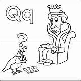 Question Coloring Mark Pages Queen Quail Letter Quill Alphabet Coloringpages4u Questionnaire Colouring Preschool Print Printable Abc Getcolorings Dora sketch template
