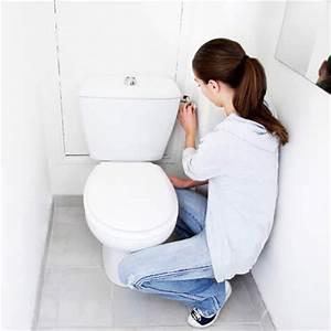 Chasse D Eau Fuit : comment r parer une chasse d eau qui fuit marie claire ~ Dailycaller-alerts.com Idées de Décoration