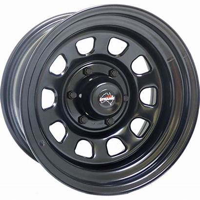 Dynamic Steel Wheels Sunraysia Rims Wheel 16x8