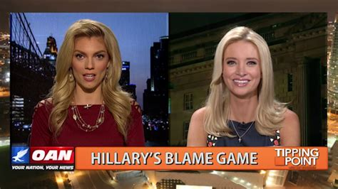 Kayleigh McEnany: 4 weeks ago, I was a part of the ...