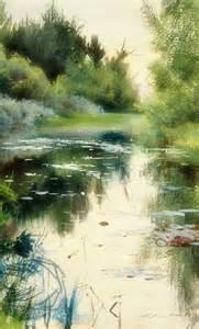 Watercolor Landscape Artists