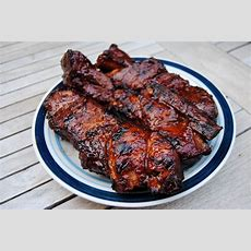 Grilled Barbecue Countrystyle Pork Ribs  Diana Dishes
