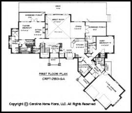 delightful floor plans craftsman style homes large craftsman style house plan crft 2953 sq ft luxury