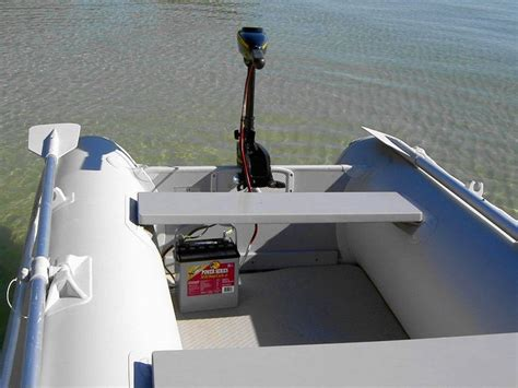 Electric Boat Motor With Battery by Saturn Boats Are Great With Electric Trolling