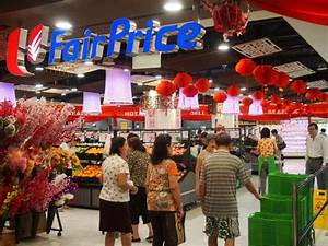 NTUC Fairprice Chinese New Year DecorationCreative Bulb