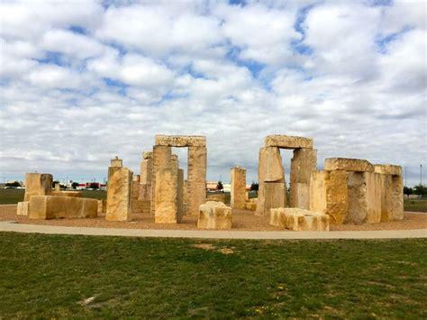 stonehenge replica  odessa tx travel odessa texas