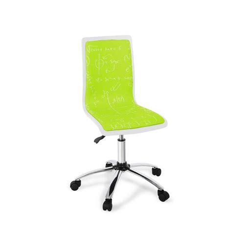 bureau vert anis chaise de bureau verte