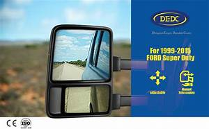 Amazon Com  Dedc Ford F250 Tow Mirrors Fit For 99