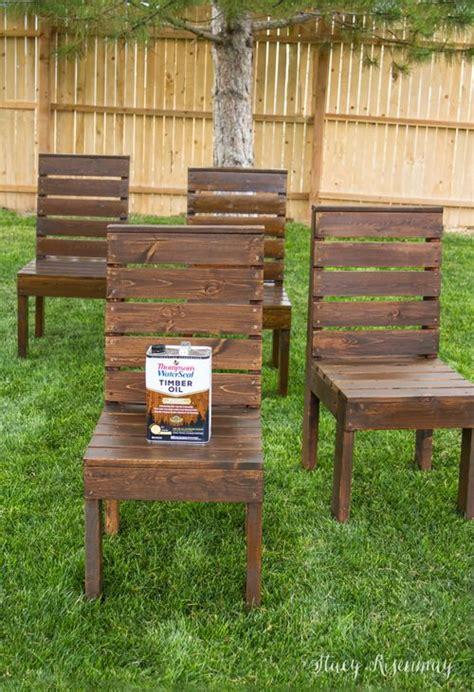 Easy Patio Diy by Easy Diy Outdoor Garden Patio Furniture The Garden Glove
