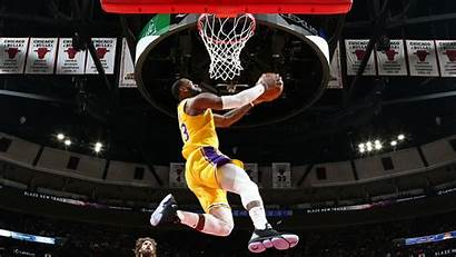 Lebron Dunk James Wallpapers Backgrounds Awesome Kolpaper